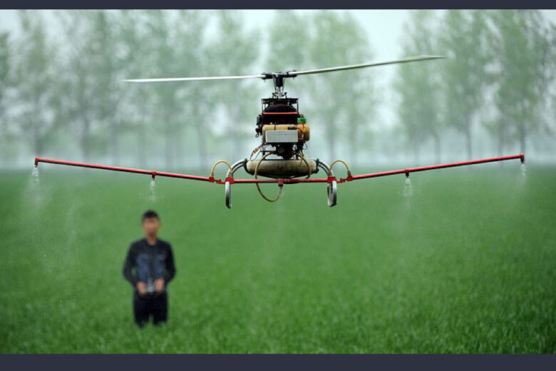 new developments wolrd see in farming sector
